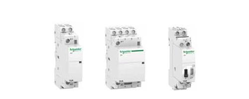 Acti9 contactor iCT và Rờ le điều khiển bằng tín hiệu xung Schneider