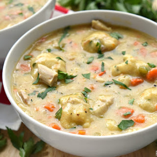 Perfect Chicken & Dumplings