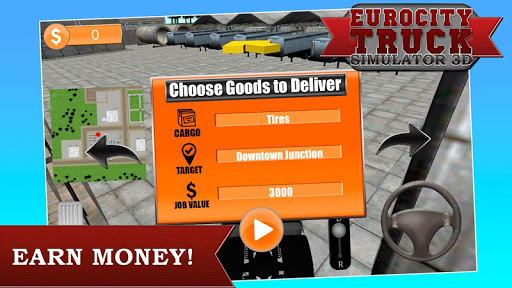 免費下載模擬APP|Euro City Truck Simulator 3D app開箱文|APP開箱王