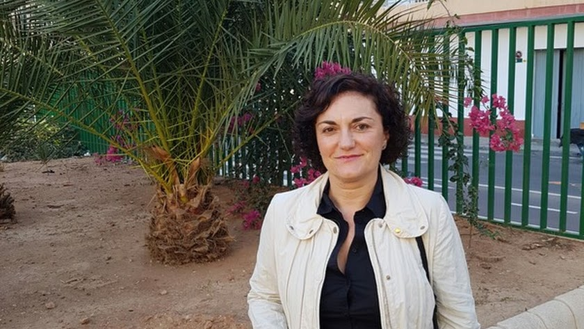 Isabel Ortiz, doctora en Matemáticas, es la nueva secretaria general de la Universidad