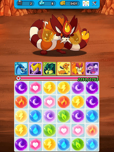 Dynamons Evolution Puzzle & RPG: Legend of Dragons 1.0.90 screenshots 12