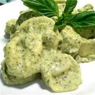 Pine Nut Pesto Cream Sauce Recipes