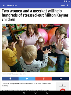Milton Keynes Local News- screenshot thumbnail