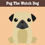 Pug The Watch Dog