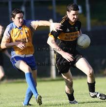 Photo: Colm Farrell v Glencar Manorhamilton, Co Semi Final Replay 2009