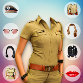 Women Police Suit : Police Dress Photo Editor Android APK Download Free By HJ Photo Media Pvt Ltd.