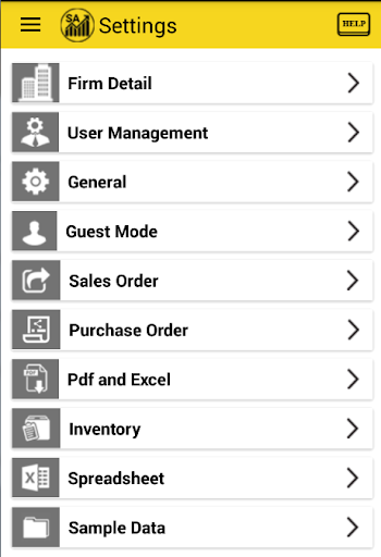 Sales Order,Business,Catalogue,Purchase,Inventory 2.1.4 screenshots 23