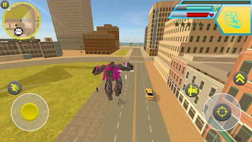 Real Futuristic Robot Car Transform: Robot Games 이미지[3]