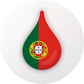 Drops: Learn European Portuguese language for free Icon