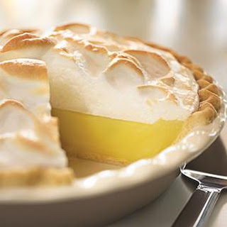 Lemon Meringue Pie No Butter Recipes
