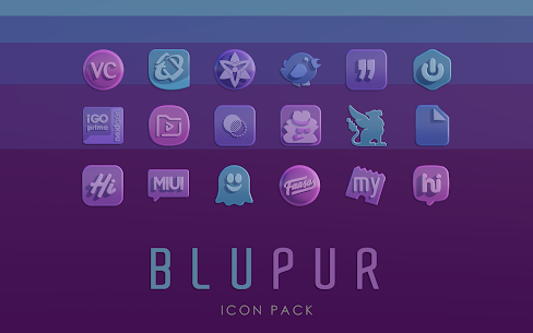 BLUPUR Icon Pack 6