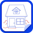 How To Draw Beautiful House: Step By Step Drawing
