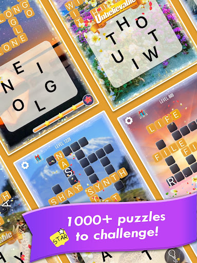 Word Crossy - A crossword game 2.0.22 screenshots 7