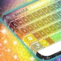Colored Mosaic Keyboard icon