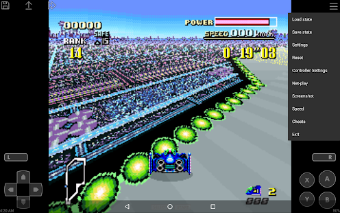 John SNES - SNES Emulator Screenshot