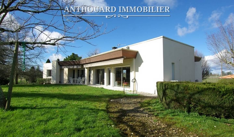 Maison avec jardin et terrasse Bergerac