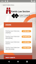 Family Law Section screenshot thumbnail