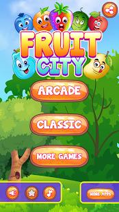 ovocné město - náhled