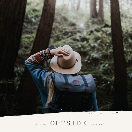 Join Us Outside - Instagram Post Template