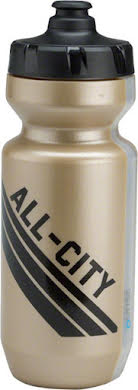 All-City MPLS Gold Water Bottle alternate image 0