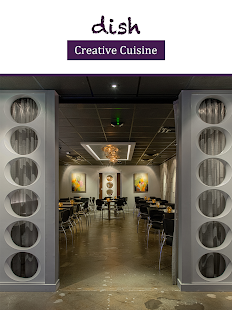 Dish Creative Cuisine- screenshot thumbnail