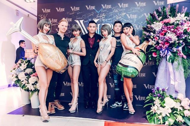 VIBE nightlife in Taipei in Taipei, T'ai-pei county, Taiwan