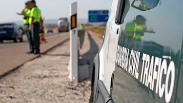 Muere un motorista en Almería.