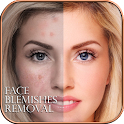 Face Blemishes Removal icon