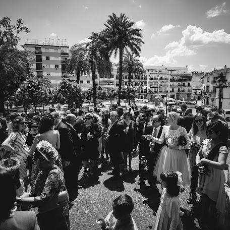 Wedding photographer David Muñoz (mugad). Photo of 08.03.2018