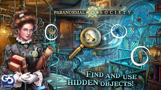 The Paranormal Society: Hidden Object Adventure 7