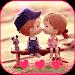 Love kiss sweetness theme Icon