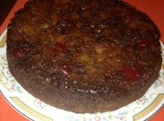 Whole Grain Pineapple Upside Down Cake Recipe