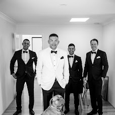 Wedding photographer Nick Thake (NickThake). Photo of 12.02.2018