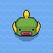 Splashy Froggy Fish