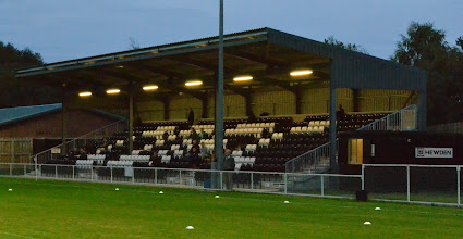 Photo: 23/09/11 v gap Connah's Quay (Cymru Alliance) 1-2 - contributed by Andy Gallon