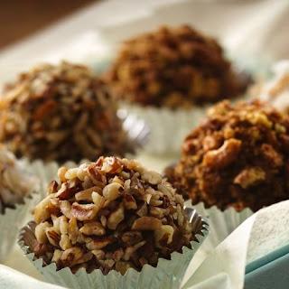 Skinny Dark Chocolate Truffles Recipe