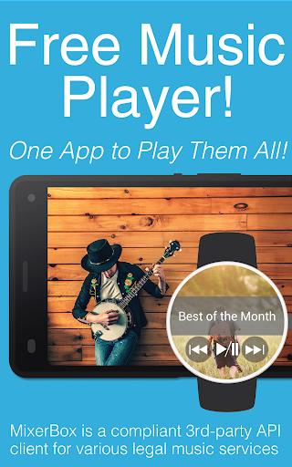 Free Music♪MP3 Player(Download screenshot 5