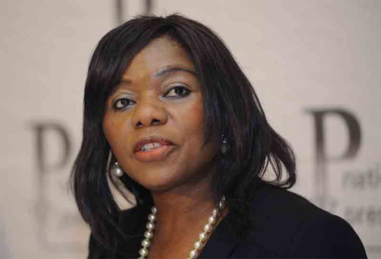 Public Protector Thuli Madonsela. Picture: FINANCIAL MAIL