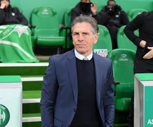Claude Puel est furieux après la déculottée du derby