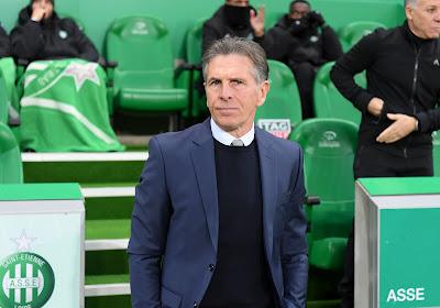 Les Buffalos sont prévenus: Claude Puel a relancé Saint-Etienne