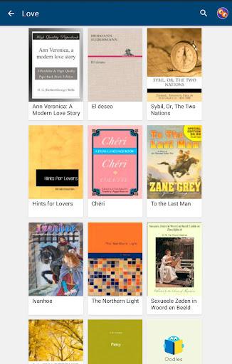 50000 Free eBooks & Free AudioBooks Screenshot