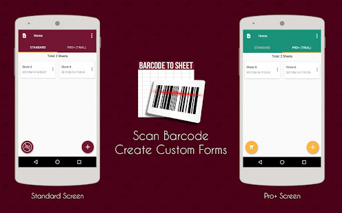 Barcode to Sheet - Apps on Google Play