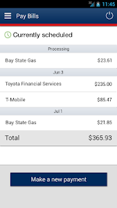 Bank of Internet Mobile App screenshot 2