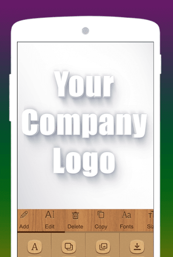 3D Logo Maker & Name Art - Logo Creator Designer 1.4 screenshots 6