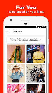 App Depop - Fashion marketplace for buying & selling APK for Windows Phone