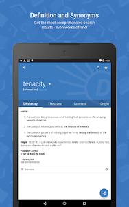 Dictionary.com Premium v7.2.2