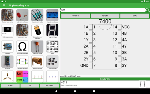 Electronics Toolkit 1.2 screenshots 8