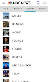 NBC News Screenshot 3