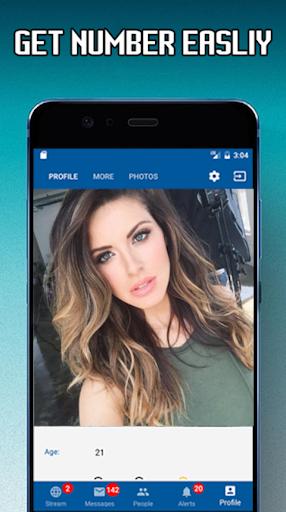 Hot Girls Phone numbers dating 1.1 screenshots 1