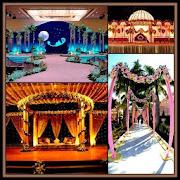 Wedding stage decoration entrance diy gallery idea apps on google play wedding stage decoration entrance diy gallery idea junglespirit Images